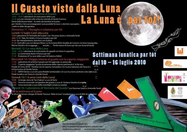 Largo Respighi 1, Bologna